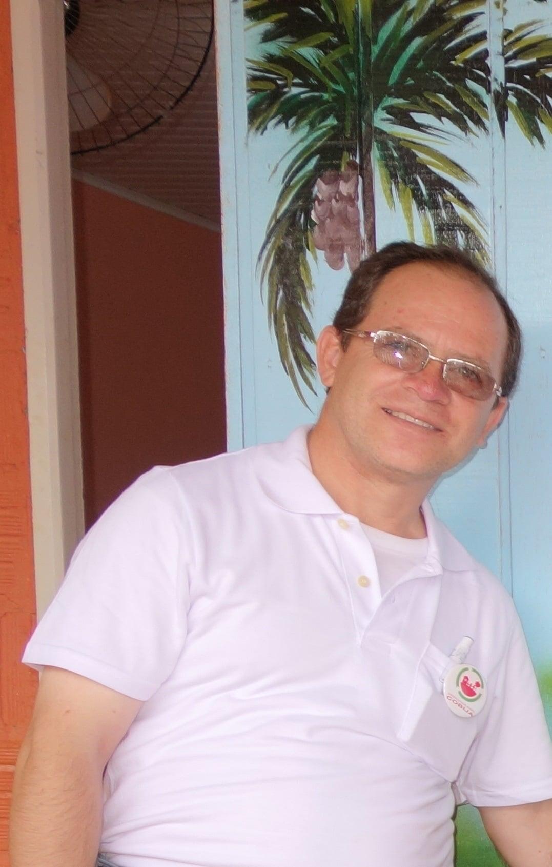 Néstor Pardo Perfil